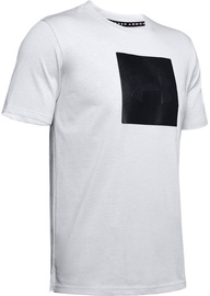Under Armour Mens Unstoppable Knit T-Shirt 1345643-014 White L
