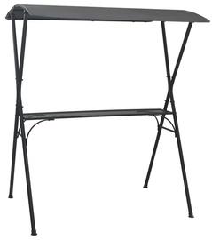 Садовый стол 48604, черный