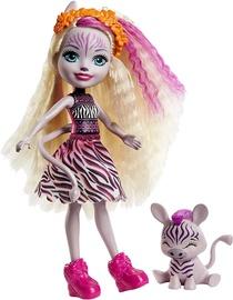 Mattel Enchantimals Zadie Zebra & Ref GTM27
