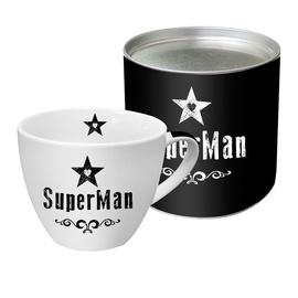 Puodelis Superman, 450 ml