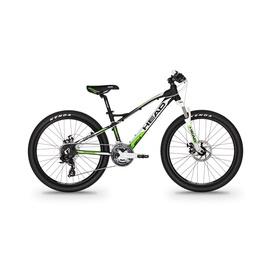 "Paauglių kalnų dviratis Head Ridott II, 24"""