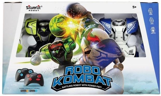 Робот Silverlit Robo Kombat 88052S