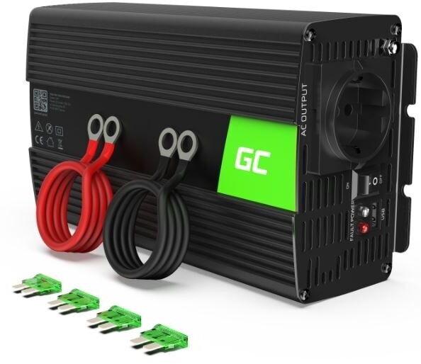 Green Cell Converter 24V na 230V 1000W/2000W Modified Sine