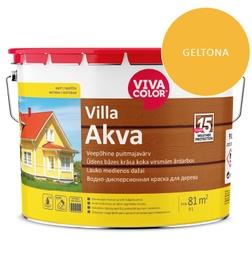 Värv Vivacolor, villa akva, 9, fassaadile