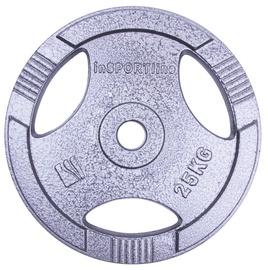 inSPORTline Hamerton Steel Plate 25kg