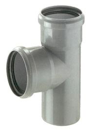 Kanalizācijas caurules trejgabals Magnaplast HTplus D50/40mm, 45°, PP