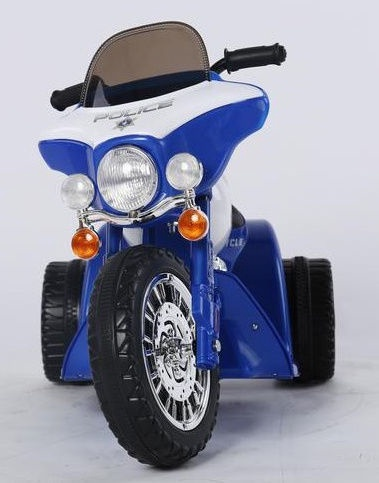 Police Tricycle Blue WDJT568