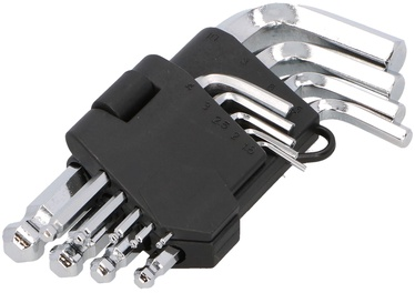 Ega Hex Key Set Short 9pcs