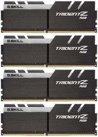 G.SKILL Trident Z RGB for AMD Ryzen 32GB 3200MHz CL14 DDR4 KIT OF 4 F4-3200C14Q-32GTZRX