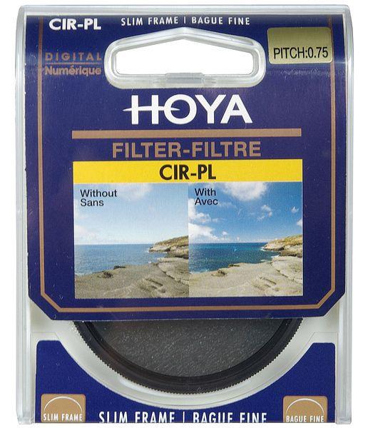 Hoya CIR-PL Slim Frame 62mm