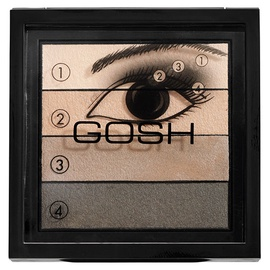 Gosh Smokey Eyes Palette 8g 02