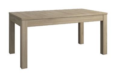 Pusdienu galds Mebin Korso White Oak, 2500x900x760 mm