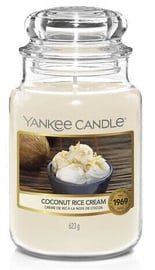 Yankee Candle Coconut Rice Cream 623g White