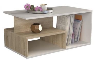 Kafijas galdiņš Top E Shop Prima, ozola, 900x510x430 mm