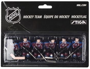Figuurid Stiga NHL Colorado Avalanche Hockey Team