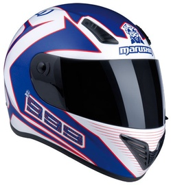 Marushin RS ET 999 Fundo White/Blue XL