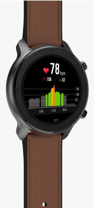 Умные часы Xiaomi AmazFit GTR 47mm Aluminum Alloy