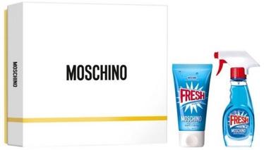 Набор для женщин Moschino Fresh Couture 30 ml EDT + 50 ml Body Lotion
