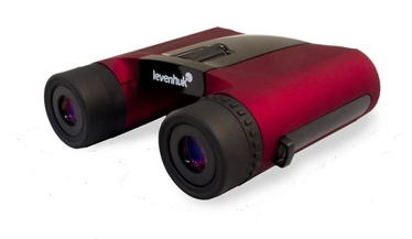 Levenhuk Rainbow Binocular 8x25 Red Berry