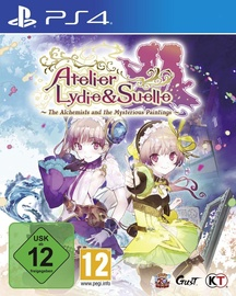 Atelier Lydie and Suelle: The Alchemists and the Mysterious Paintings PS4