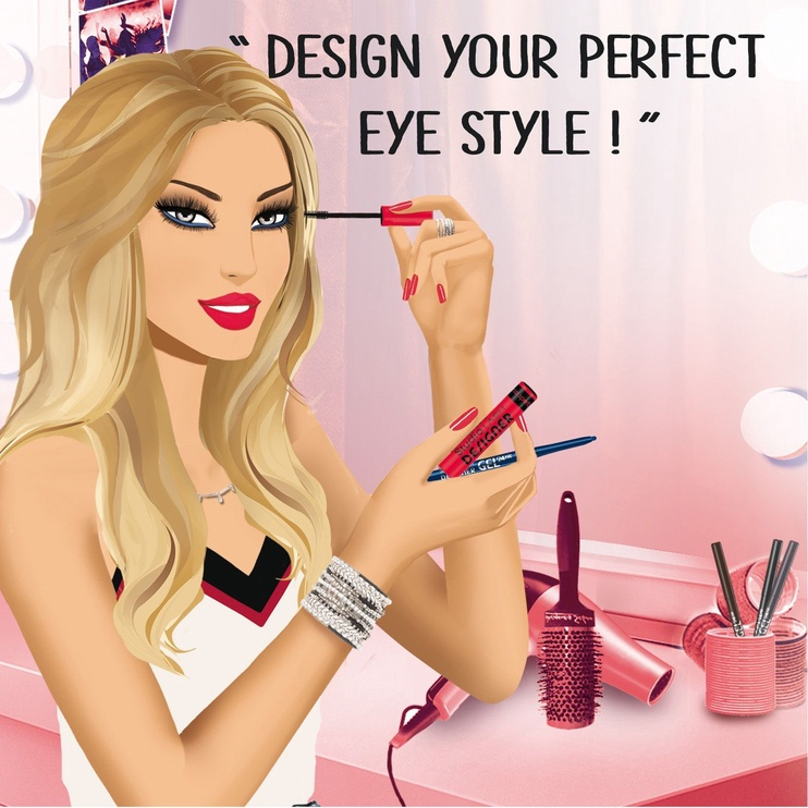 Miss Sporty Sporty Studio Designer Mascara 8ml 01