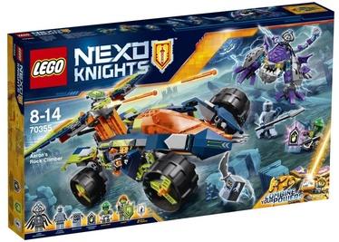 Konstruktor LEGO Nexo Knights Aaron's Rock Climber 70355