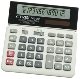 Citizen Office Calculator SDC-368