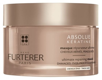 Kaukė plaukams Rene Furterer Absolue Keratine Ultimate Repairing Mask, 200 ml