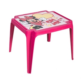 Home4you Disney Minnie Children Table Pink