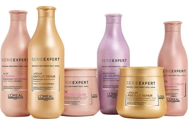L`Oreal Professionnel Serie Expert Nutrifier Blow-Dry Cream 150ml