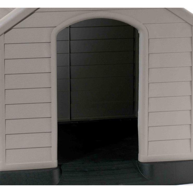 Кровать для животных Curver, серый, 990x950 мм