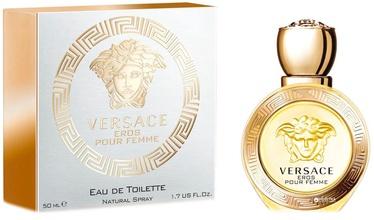 Kvepalai Versace Eros Pour Femme 50ml EDT