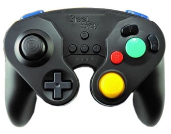 Steel Play Neo Retro Pad Wireless Black