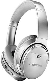 Belaidės ausinės Bose QuietComfort 35 II Silver