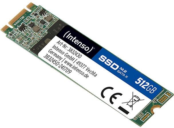 Intenso SSD Top 512GB M.2 3832450