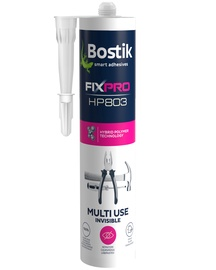 ADHEZĪVS MULTI USE INVISIBL BOSTIK 290ML