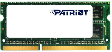 Operatīvā atmiņa (RAM) Patriot PSD34G160081S DDR3 (SO-DIMM) 4 GB