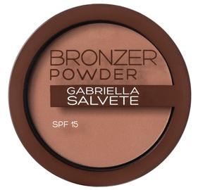 Gabriella Salvete Bronzer Powder SPF15 8g 01