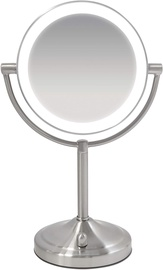 Homedics Wireless & Illuminated Mirror MIR-8160 Inox
