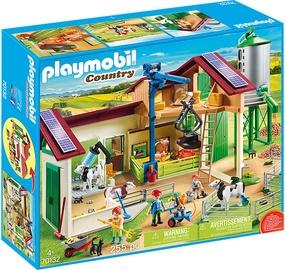 Playmobila Farm With Animals 70132