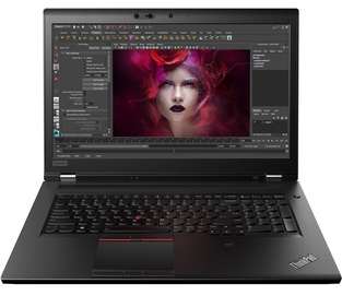 Lenovo ThinkPad P72 Black 20MB0011PB PL