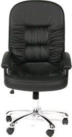 Chairman 418 PU Chair Black