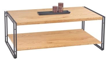 Kavos staliukas Halmar Bavaria Golden Oak, 1200x600x450 mm