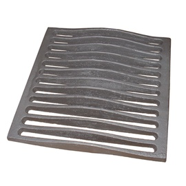 Metnetus Cast Iron Fire Grate 250x250mm