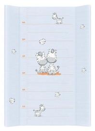 Vystymo lenta Ceba Baby Short Zebra Hard, 70x50 cm, mėlyna