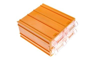 Organaiser sahtlidega FORTE TOOLS 120x110x62 mm