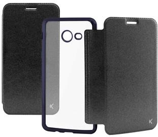 Ksix Folio Case For Samsung Galaxy J7 J730 Black