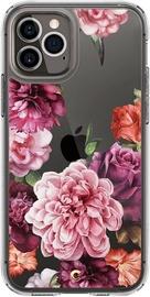 Spigen Cyrill Cecile Back Case For Apple iPhone 12/12 Pro Rose Floral