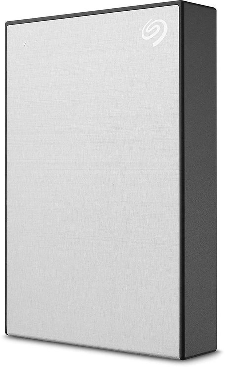 Seagate Backup Plus Portable USB 3.0 4TB Silver