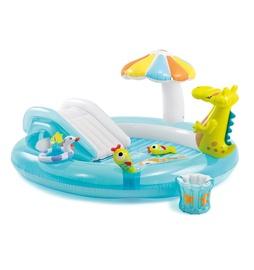 Täispuhutav bassein Intex Gator Play Center